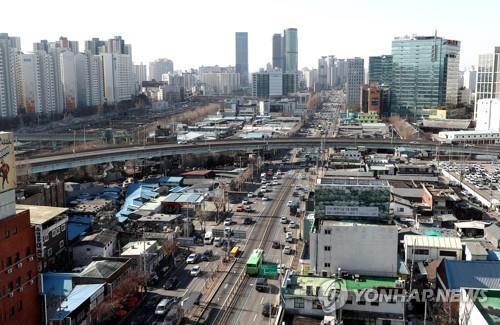 50년된 영등포 쪽방촌, 주민 품고 새 주거단지로 탈바꿈(종합2보)