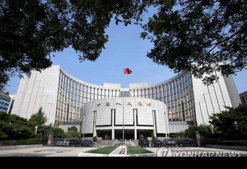 중국 '사실상 기준금리' LPR 동결…1년물 4.15%