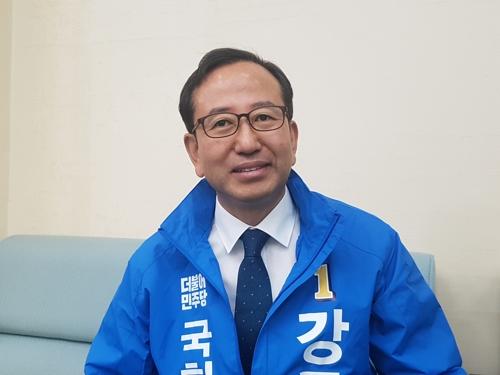 민주당 전략공천 부산 남구갑에 강준석 전 해수부 차관 도전