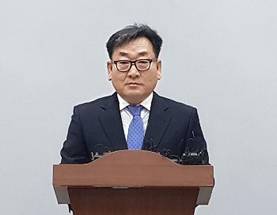 이규석 전 한국당 충북도당 사무처장, 총선 출마 선언