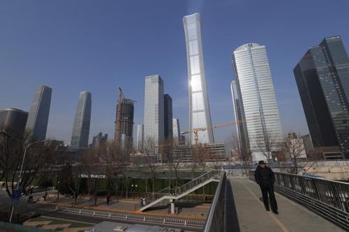 중국 성급 지방정부들, 새해 성장률 목표치 잇따라 하향조정