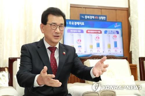"""이시종 충북지사 """"바이오 2단계 진입 위한 대개혁 하자"""""""