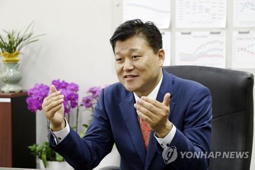 """신용한 통추위 전략단장 """"통합신당 출범 땐 청주권 총선 출마"""""""