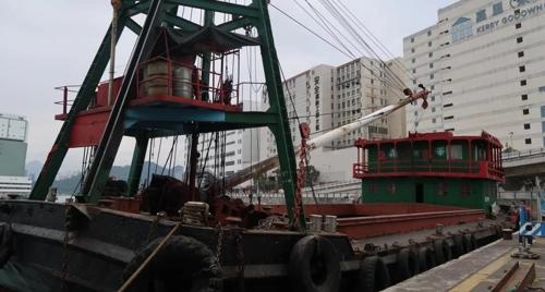 홍콩서 밀수 단속 선박 뒤집혀 세관 직원 3명 사망
