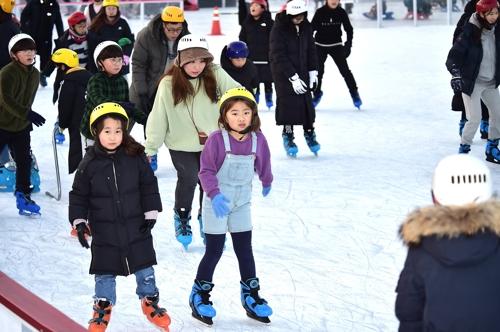 [제천소식] 설 연휴 야외스케이트·썰매장 정상 운영