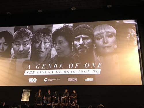 미 샌타바버라 영화제 '봉준호의 날'…'괴물'·'기생충' 줄상영