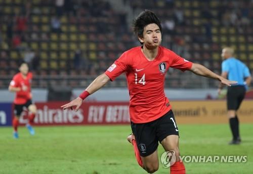 '올림픽 본선행' AFC U-23 준결승 시청률 10.26%