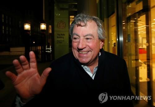 영국 전설적 코미디그룹 '몬티 파이튼' 창시한 테리 존스 별세