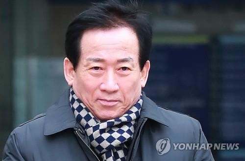 오현득 전 국기원장, 추가 비리로 징역 2년에 집유 3년 판결