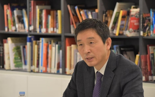 """이혁 한-아세안센터 사무총장 """"아세안 찾은 한국인 1천만 육박"""""""