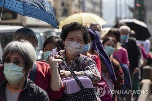 코로나19 타격으로 중국 올해 성장률 6% 못 미칠 듯(종합)