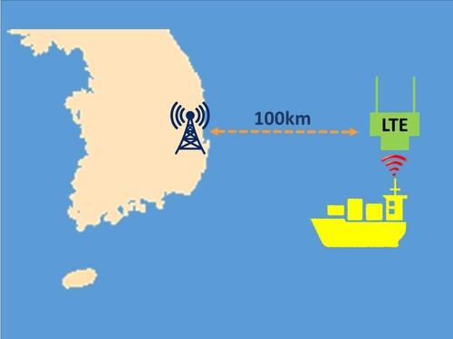 육지서 100㎞ 먼바다에도 휴대전화 터진다…어선사고 신속 대응