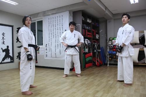 """'공수도' 감독 """"정의로운 무술소녀 캐릭터에 꽂혔죠"""""""