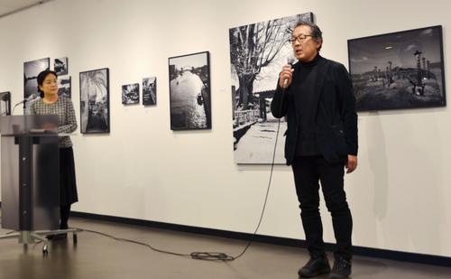 50년간 한국 취재한 日사진작가 후지모토 '도몬 겐'상