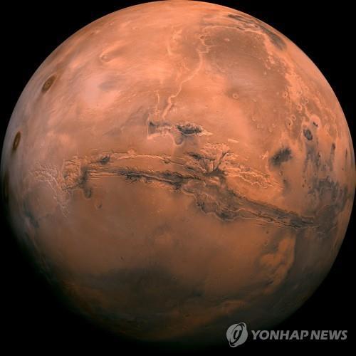 지구 떨어진 운석 통해 밝혀낸 '붉은 행성' 물의 역사