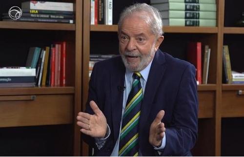 """20일간 자가격리 끝낸 브라질 룰라 """"보우소나루가 위기의 진원"""""""