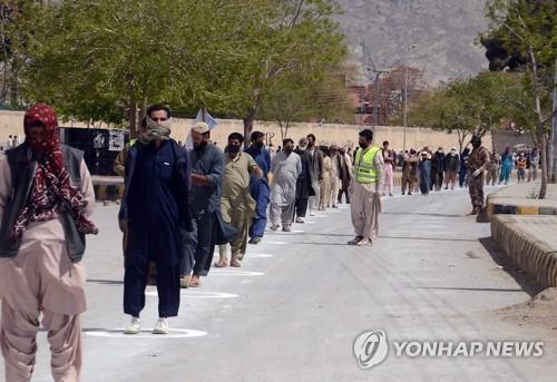 파키스탄 코로나19 확진 2천명 넘어…'일일 최다' 320명 발생