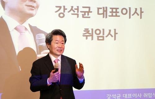 """안랩 강석균 대표 취임…""""창립 25주년 새로운 도약 도모"""""""