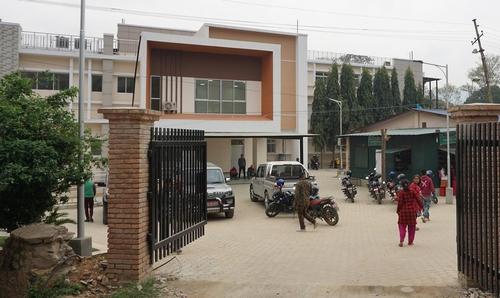 코이카 신축한 네팔 병원 '정부 지정 코로나19' 시설로 활용