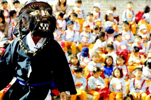 '한국의 탈춤' 인류무형문화유산 등재 신청서 제출