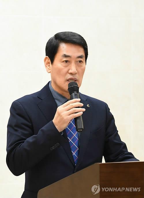 '산불감시원 채용비리' 오수봉 전 하남시장, 징역형 집행유예