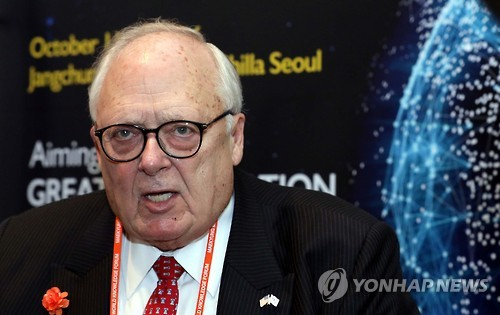 Edwin Feulner, expresidente de la Fundación Heritage
