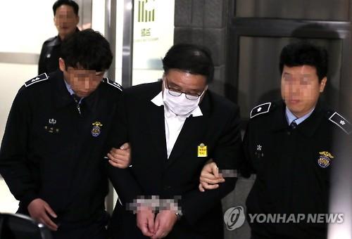 Allanan oficinas de Samsung en Seúl por caso de tráfico de influencias