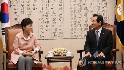 Miles de surcoreanos exigen la renuncia de la presidenta
