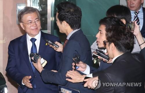 El nuevo presidente surcoreano se dice dispuesto a ir a Pyongyang