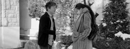 """Imagen capturada de la película """"The Day After"""", del director Hong Sang-soo"""