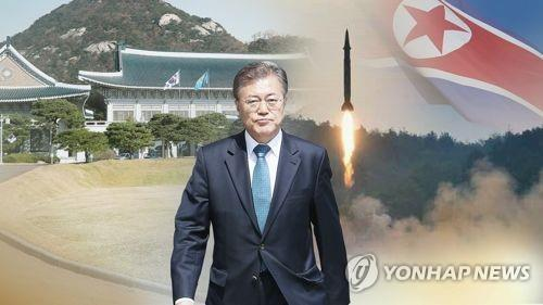 Estados Unidos aseguró que Corea del Norte probó un motor para misil