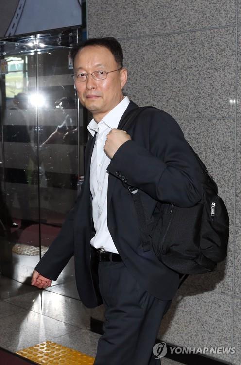 Paik Un-gyu (foto de archivo)