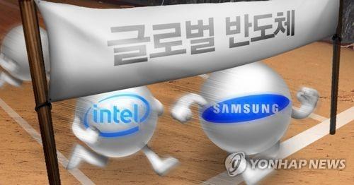 Samsung a punto de tumbar a Intel