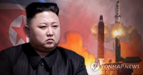 Lanza misil intercontinental tras prueba norcoreana