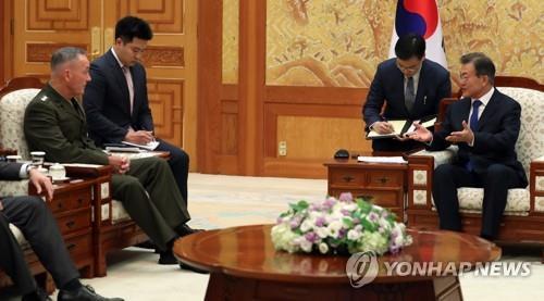 EU y Seúl inician ensayos de maniobras militares