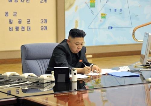 Kim Jong-un: Washington se ha puesto