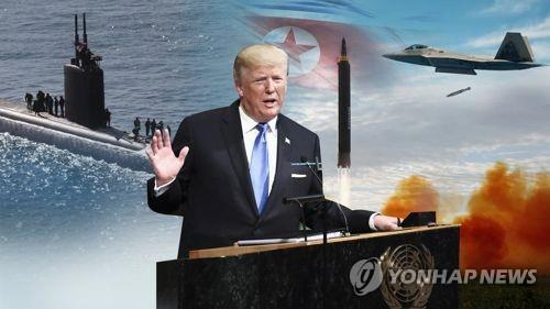 Trump a Kim Jong-un: No estarán alrededor por mucho tiempo más