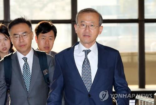 El viceministro de Asuntos Exteriores de Corea del Sur, Lim Sung-nam (foto de archivo)