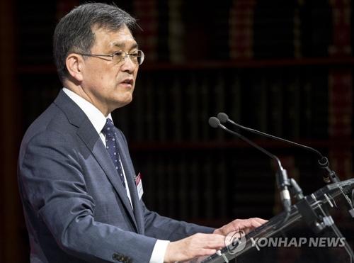 Renuncia el rostro público de Samsung
