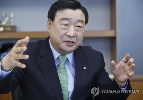 Lee Hee-beom, jefe del comité organizador de PyeongChang