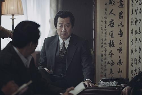 """Imagen capturada de la película """"1987: Cuando llega el día"""", desvelada por CJ Entertainment."""