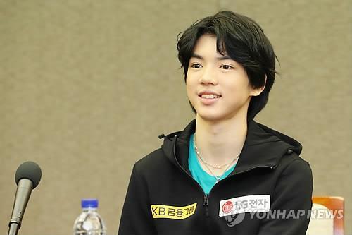 Cha Jun-hwan habla durante una conferencia de prensa, el 11 de enero de 2018, en el centro de Seúl.