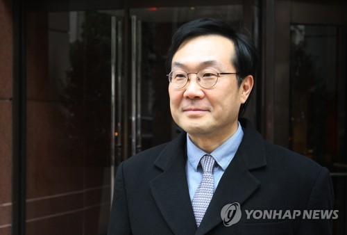 El enviado nuclear surcoreano, Lee Do-hoon (foto de archivo)