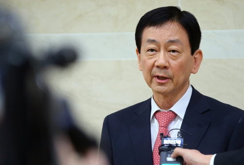 El legislador Chin Young, del gobernante Partido Democrático (foto de archivo)