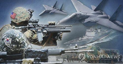 EEUU y Corea del Sur reanudarán sus ejercicios militares en abril