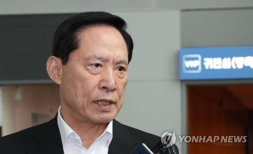 El ministro de Defensa de Corea del Sur, Song Young-moo (foto de archivo)
