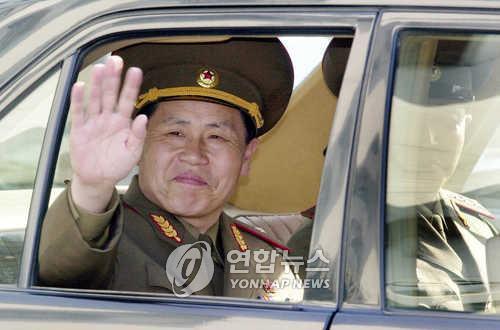 En la fotografía de archivo, proporcionada por el cuerpo de prensa, se muestra al jefe de la delegación norcoreana para los diálogos militares intercoreanos, el teniente general An Ik-san.