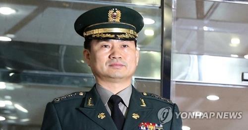 En la fotografía de archivo se muestra al general de división del Ejército de Tierra, Kim Do-gyun.