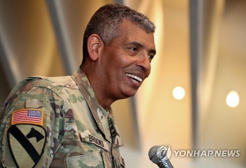 El comandante de las USFK dice que la seguridad es una condición 'temporal'