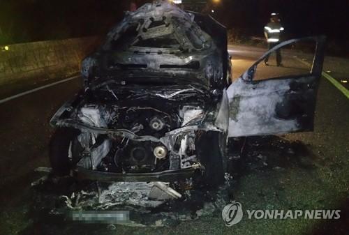 Se incendia otro BMW en medio del escándalo sobre seguridad